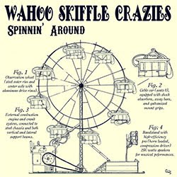 New Wahoo Skiffle Crazies album out now!