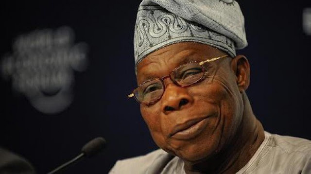 Obasanjo: My father was the richest farmer in our village
