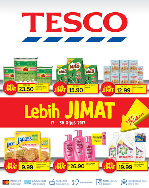 Tesco Malaysia Discount Offer Price Promotion Catalogue
