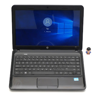 Laptop HP 1000 Core i3 Bekas Di Malang