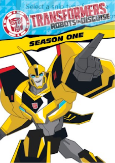 Transformers Robots In Disguise: Season 1 cover