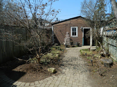 Paul Jung Gardening Services a Toronto Gardening Company Parkdale Spring Backyard Garden Cleanup After