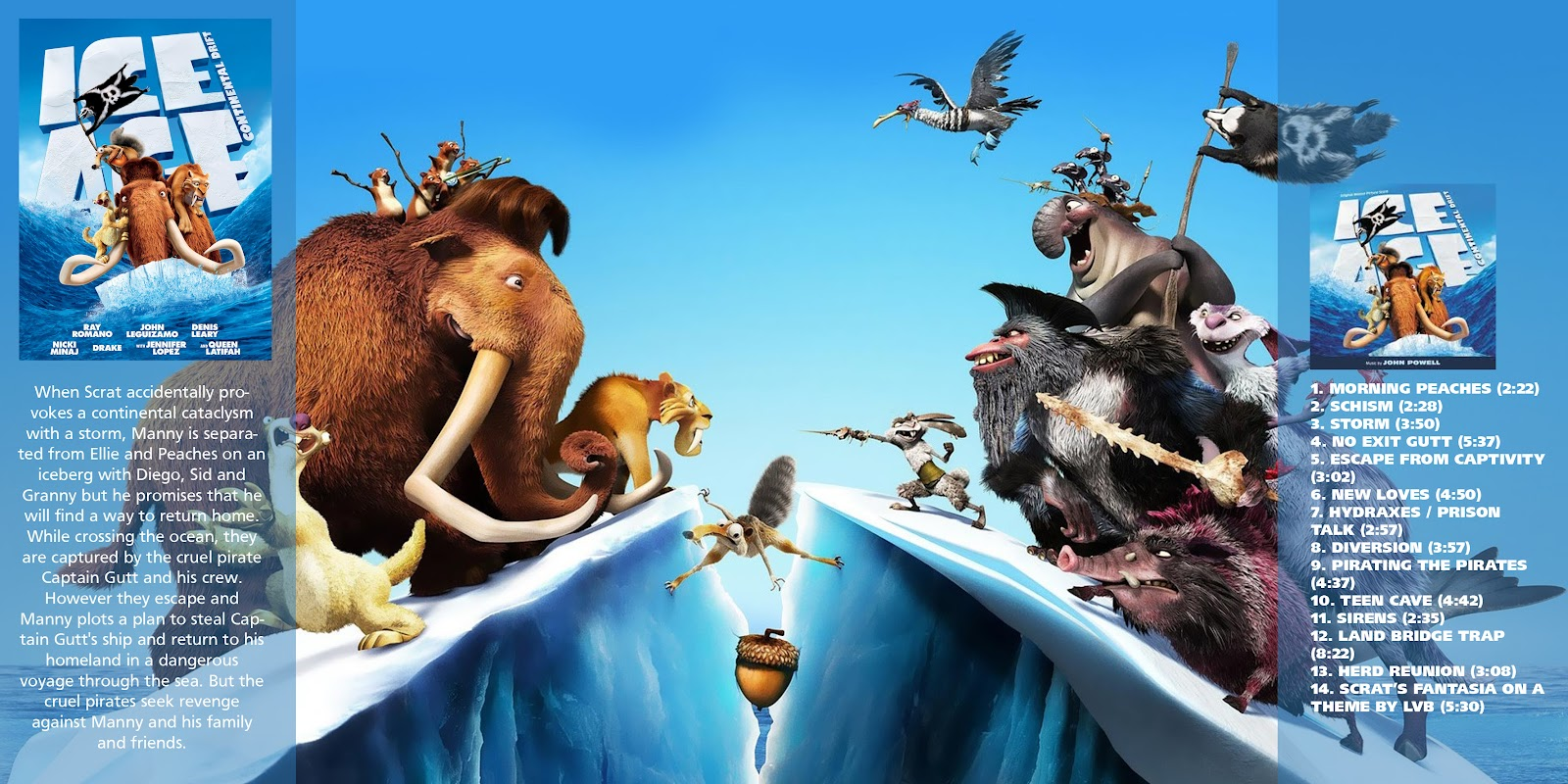 ice age red horn - photo #11