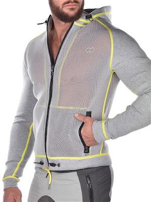2Eros Pro Aktiv Jacket Titanium Detail Cool4guys Online Store