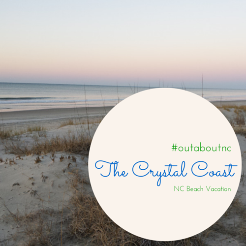 A quick look at NC's Crystal Coast as a vacation destination: Wild Horses, A Lighthouse and the Beach