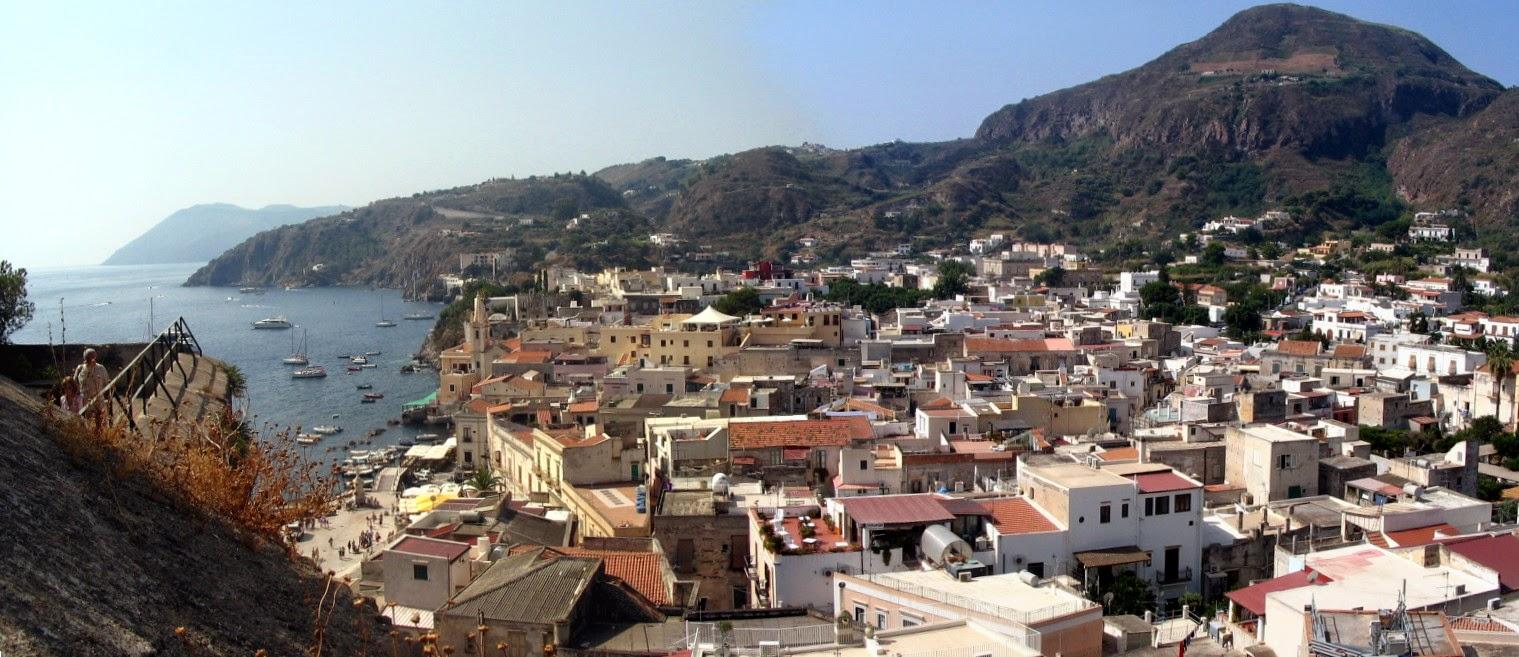 Lipari, Isole Eolie, Isole della Sicilia