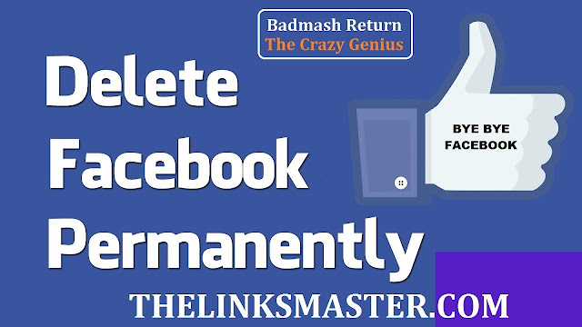 To Delete/Remove Your Facebook Account, 2017, account, Deactivate Or Delete Facebook Account, delete, delete facebook, delete facebook account, delete your fb account, Deleting, deleting fb id, Deleting Your FB Id/Account 2017, Facebook, facebook account, fb, how, How To Delete Facebook Account