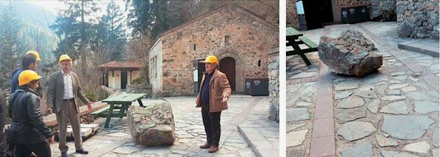 Οι Τούρκοι εξηγούν γιατί κρατούν κλειστή την Παναγία Σουμελά