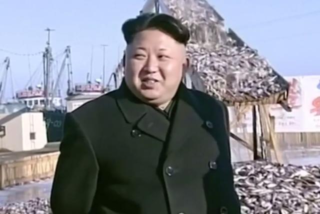 www.fertilmente.com.br - Kin jong-un propos um ousado plano de expansão da produção pesqueira da Coreia do Norte