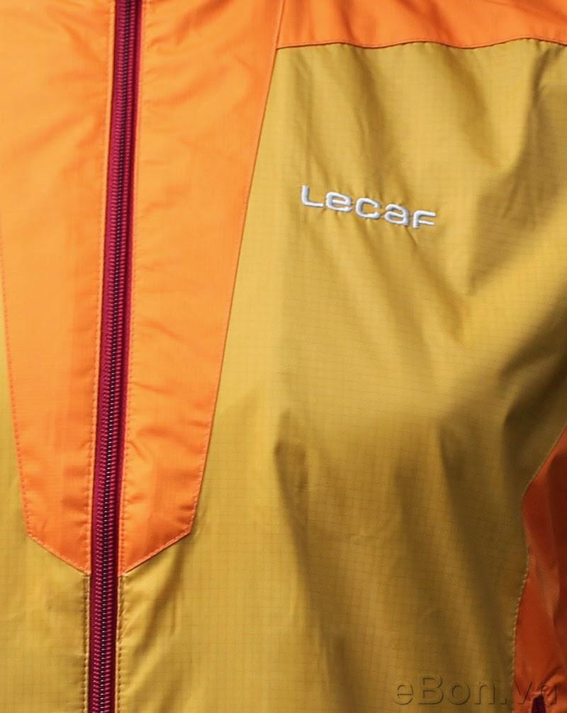 Áo khoác gió nam Lecaf xuất khẩu