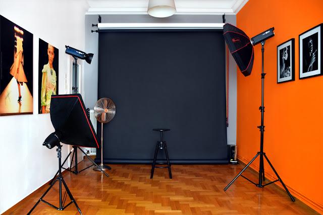 Οpen Learning in Photography Επαγγελματικές Σπουδές και Σεμινάρια Φωτογραφίας στην Αθήνα Fashion Photography Workshop by George Dimopoulos