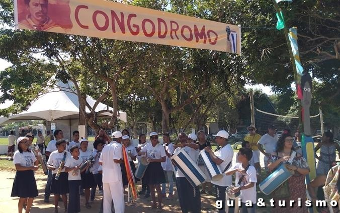 Festa do Caboclo Bernardo - cultura capixaba