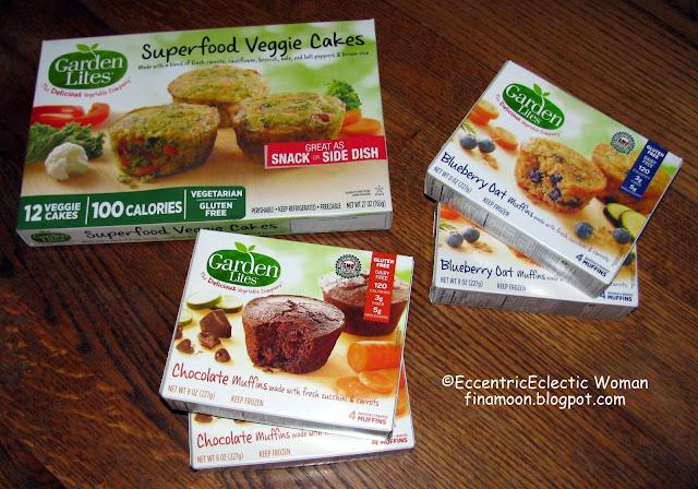 Eccentric eclectic woman garden lites superfood veggie - Garden lites blueberry oat muffins ...