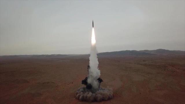 China lanza nuevo misil balístico en medio de tensiones con EEUU