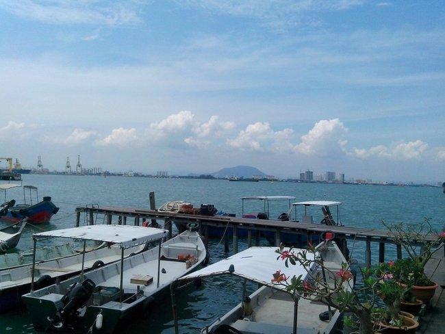 остров Пинанг