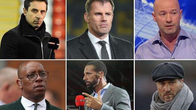 Top 5 Football Pundits