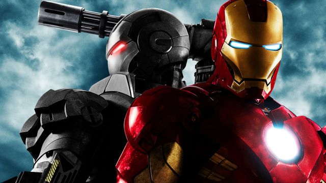 iron man list movie sampai avengers