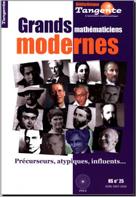 Télécharger Livre Gratuit Grands mathématiciens modernes - Précurseurs, atypiques, influents... pdf