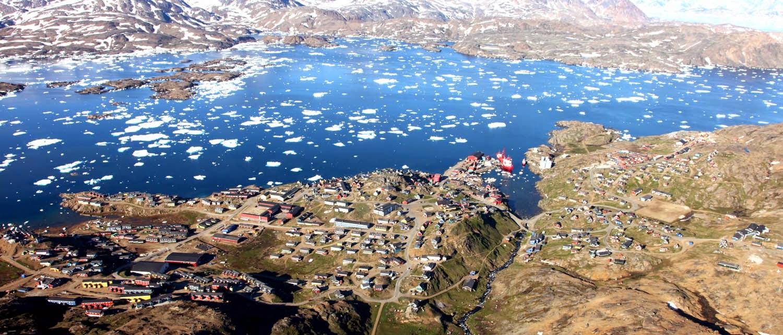 Tasiilaq | Cidade da Groenlândia