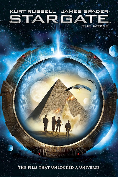 Poster Of Stargate 1994 English 720p Director's Cut BRRip Full Movie Download