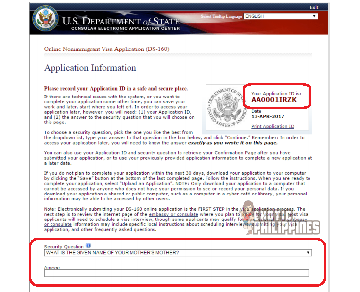 How to Apply for a US Tourist Visa in the Philippines?
