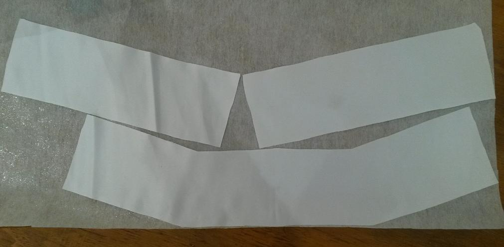 how to make a waistband pattern