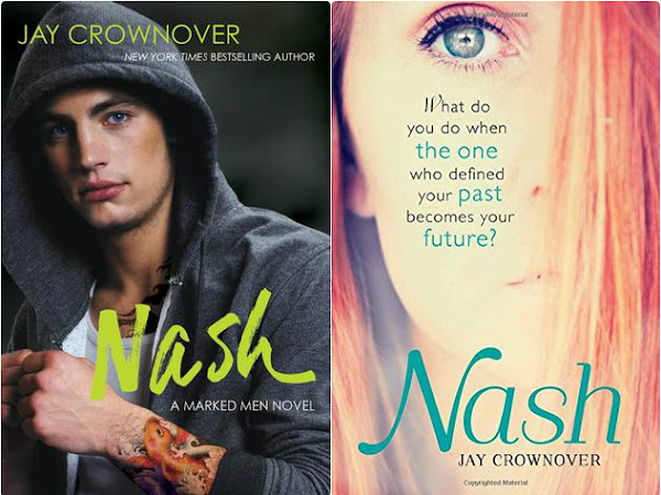 Novel Of The Week: Nash (Marked Men #4) by Jay Crownover