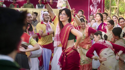 Katrina Kaif Dancing HD Wallpaper