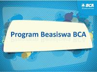 Pendaftaran Beasiswa BCA 2017/2018
