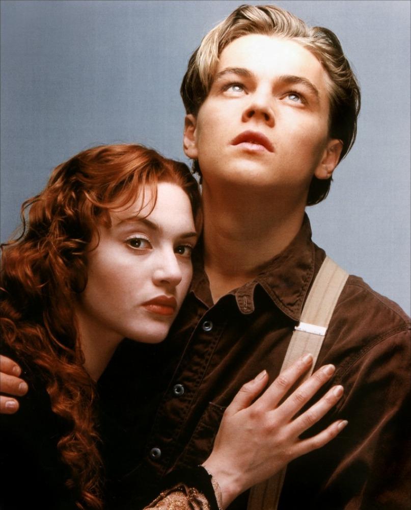 Leonardo Dicaprio Kate Winslet