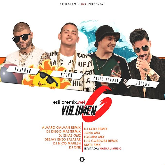 EstiloRemix - Volumen 6 (Enero 2019)