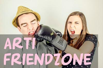 Arti Friendzone Dalam Bahasa Gaul