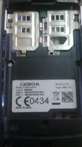 How to repair Nokia x1-01 keypad