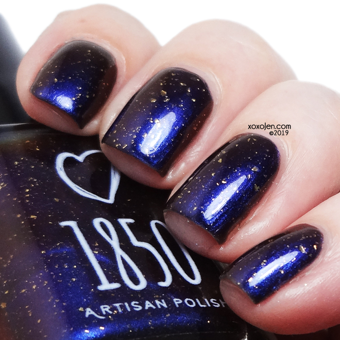 xoxoJen's swatch of 1850 Artisan The Final Problem