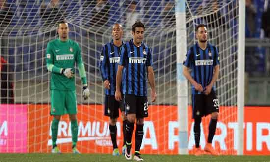 Inter Milan Buru Tiket Liga Champions Musim Depan 2016-17