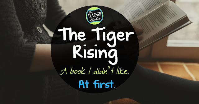 novel study Tiger Rising