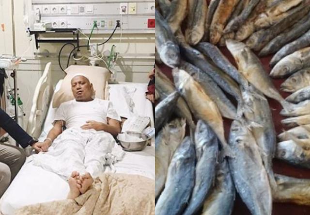 Belajar dari Sakit Kanker Nasofaring Ustadz Arifin Ilham, Hati-hati Mengkonsumsi Ikan Ini