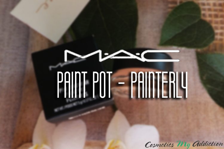 MAC | Pain Pot, cień do powiek PAINTERLY