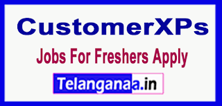 CustomerXPs Recruitment 2017 Jobs For Freshers Apply