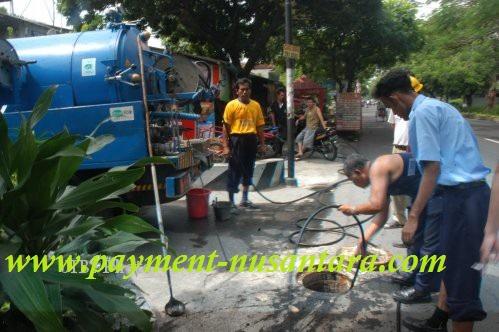 PPOB Bukopin, Loket Pembayaran PDAM Solo Kota Surakarta, Jawa Tengah