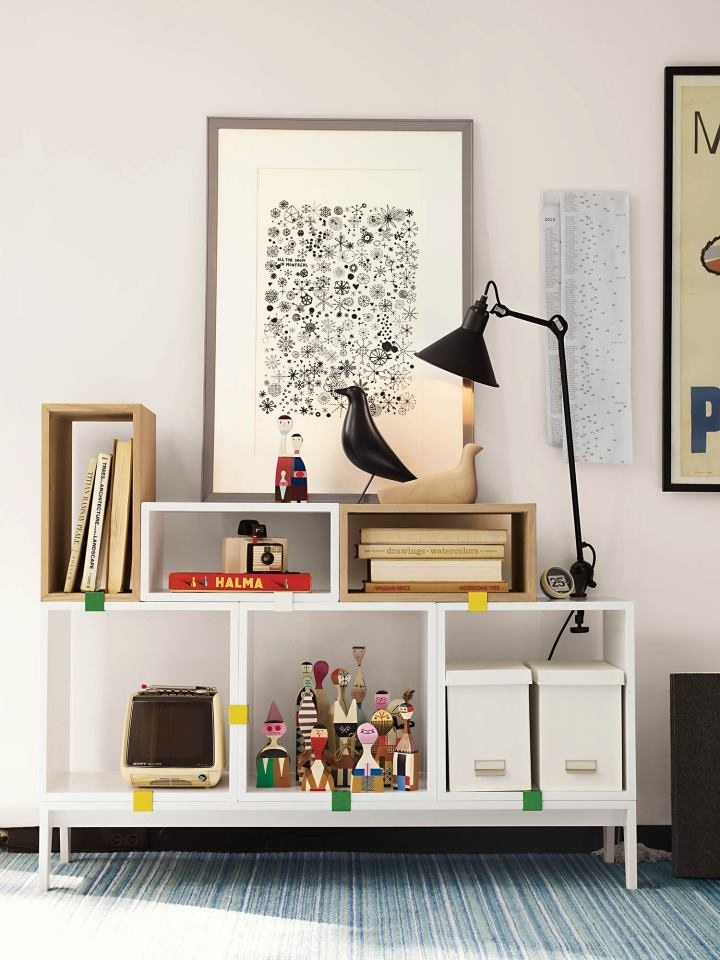 fairy in the house eames house bird by vitra. Black Bedroom Furniture Sets. Home Design Ideas
