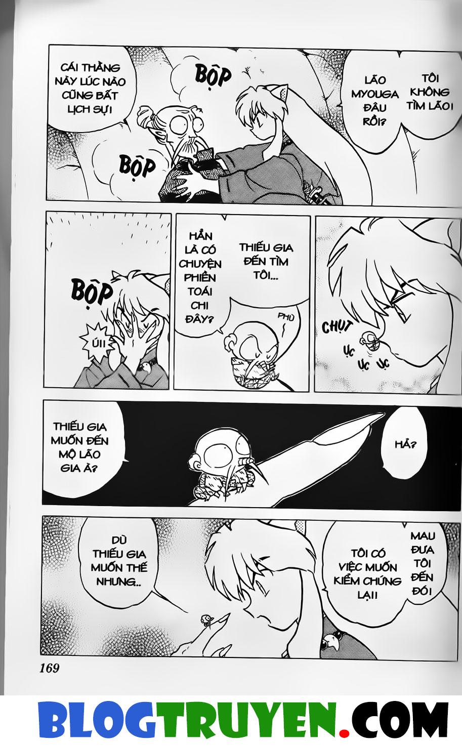 Inuyasha vol 30.10 trang 2