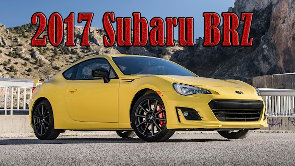 2017 Subaru BRZ Performance Package Second Drive - Choose the right tool