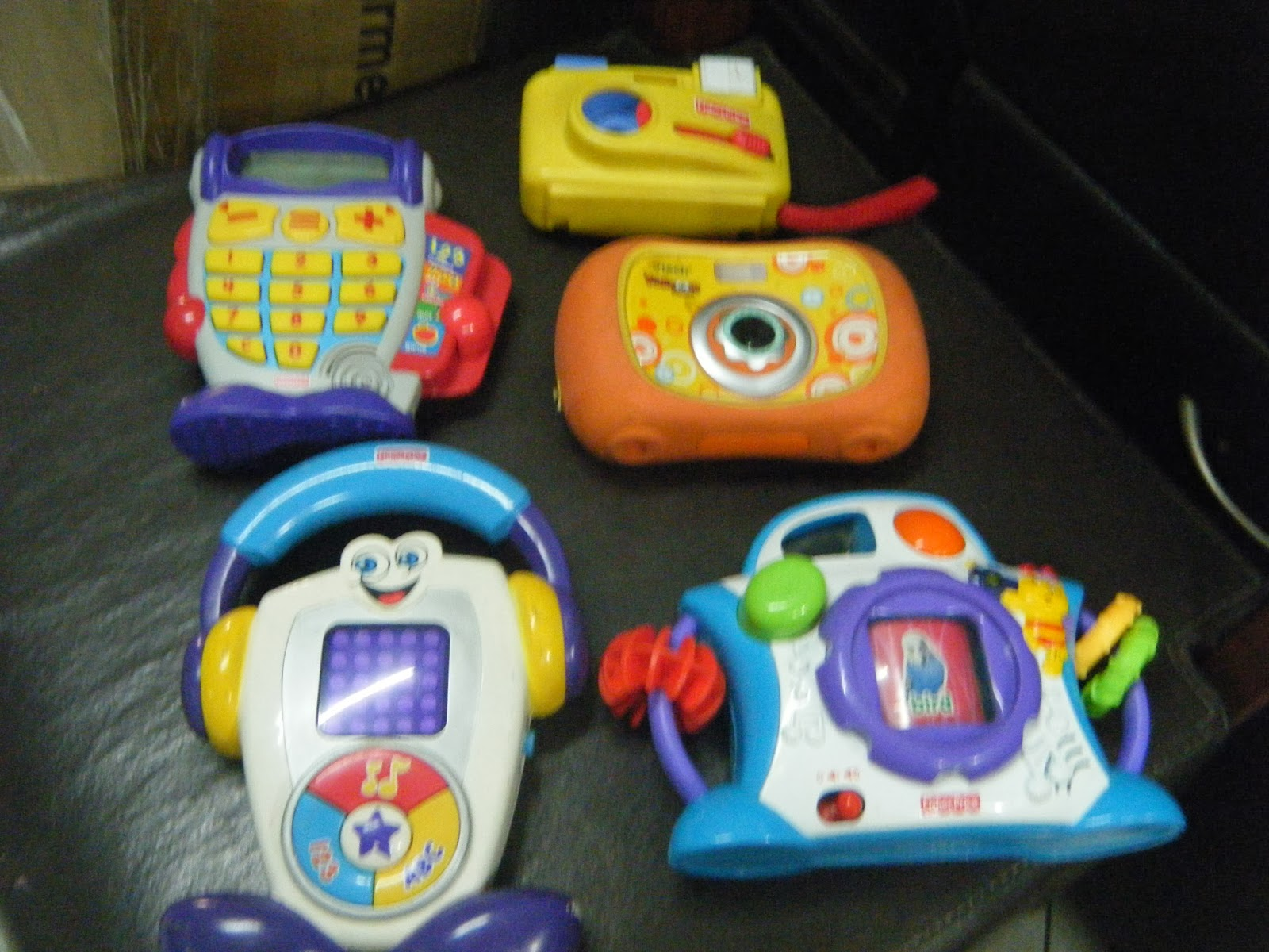 Mommyslove4baby143 Vtech Fisher Price Stroller Toys