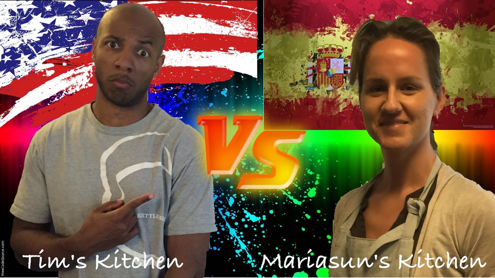 Mariasun's kitchen vs Mine