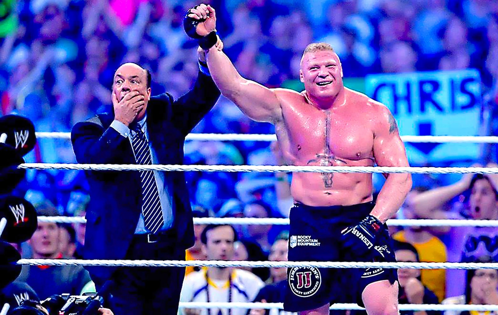 WWE Brock Lesnar Wallpapers HD Pictures