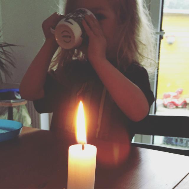 Bjarnes vierter Geburtstag