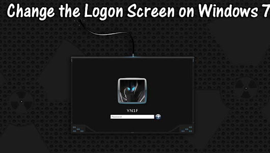 Windows 7 Logon Background Changer - Software To PC