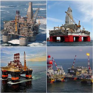 Anjungan Lepas Pantai/offshore/rig/platform