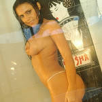 Andrea Rincon, Selena Spice Galeria 11 : Lycra Verde Foto 112